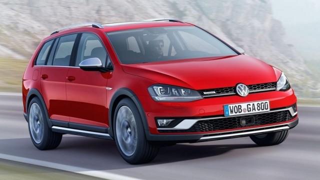 Oficial: Volkswagen Golf Alltrack, imágenes y datos oficiales 1