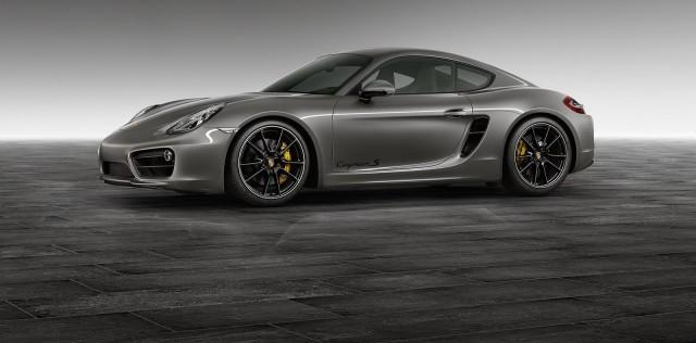 Porsche vuelve a la carga, Porsche Cayman S Exclusive 1