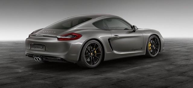 Porsche vuelve a la carga, Porsche Cayman S Exclusive 2