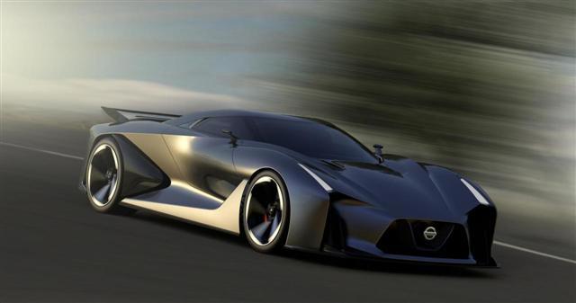 Primera información del próximo Nissan GT-R, ¿es lo que esperábamos? 2