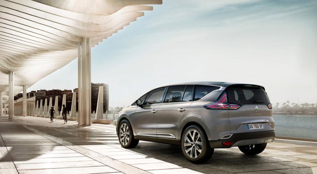 Renault Espace 2015: Con un enfoque crossover 2