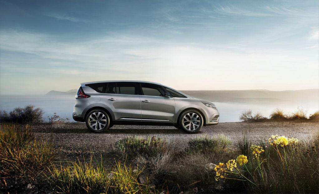 Renault Espace 2015: Con un enfoque crossover 3