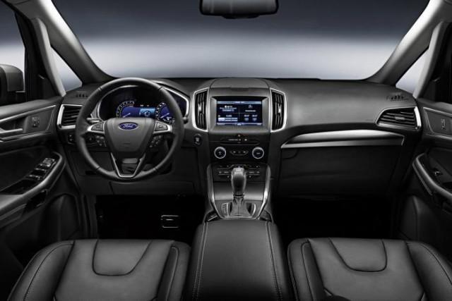 Revelado el Ford S-MAX 2015 que será presentado en París 1