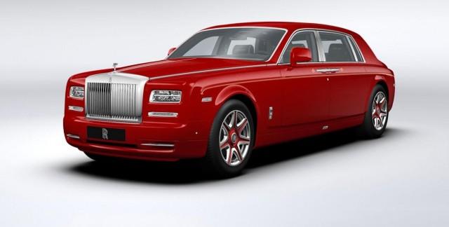 Un empresario chino compra 30 Rolls-Royce Phantom en un solo pedido 2