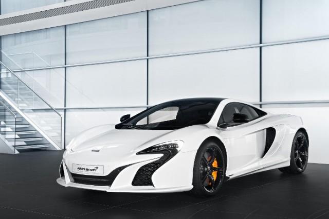 Un nuevo McLaren 650S para celebrar la puesta de largo del P1 GTR 2