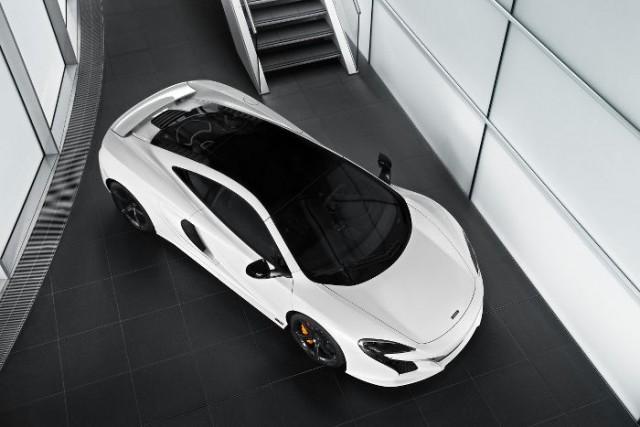 Un nuevo McLaren 650S para celebrar la puesta de largo del P1 GTR 3