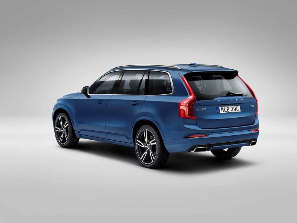 Volvo XC90 R-Design: Buscando un aspecto más imponente y deportivo 1