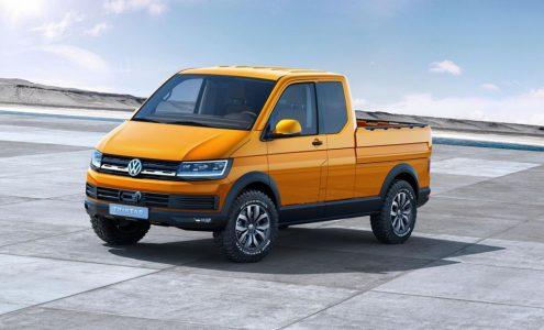 Volkswagen Tristar Concept: Anticipándonos la nueva T6