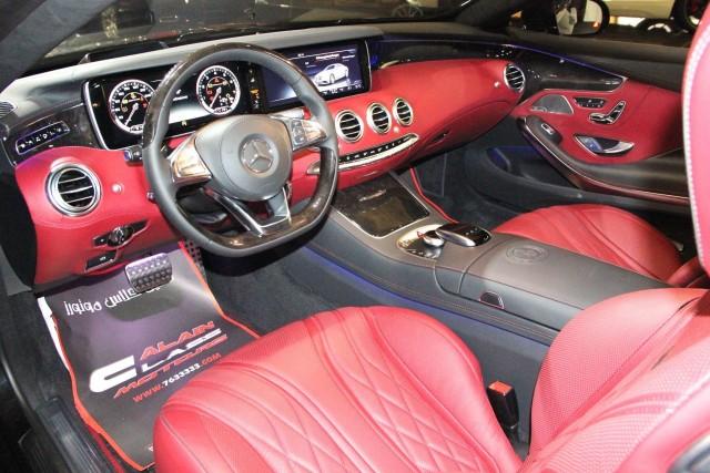 A la venta el primer Mercedes S63 AMG Coupe en Dubai 2