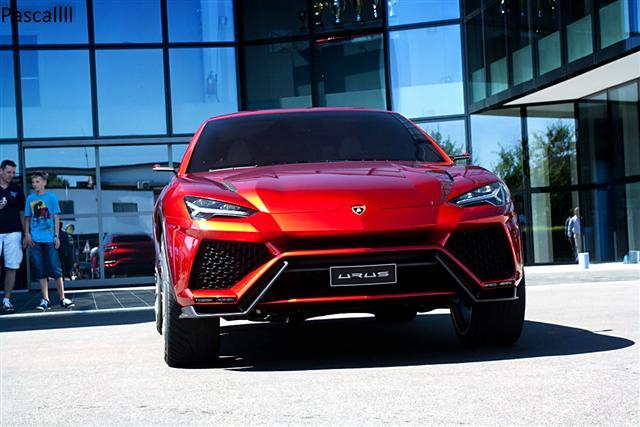 Audi aún no ha dado luz verde al Lamborghini Urus 1