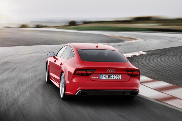 Audi RS7 Sportback: Ya disponible desde 138.720 euros 1