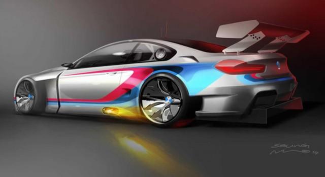 BMW apostará por el M6 como vehículo para GT3 2