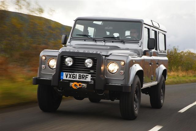 El nuevo Land Rover Defender llegará en 2016 2