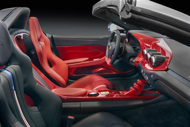 Ferrari F60America, el auténtico F12berlinetta descapotable 3