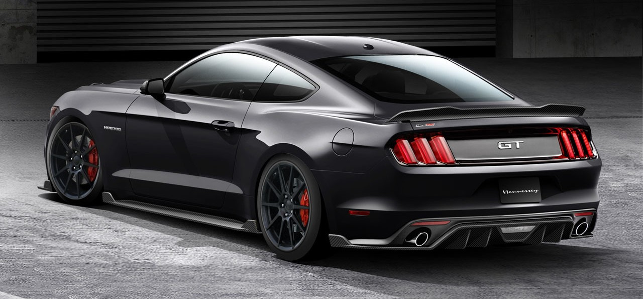 Hennessey Performance nos muestra su impresionante Ford Mustang de última generación 3