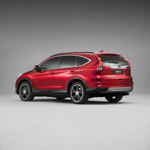 Honda CR-V 2015: Renovada estética y el 1.6 i-DTEC de 160 CV 1