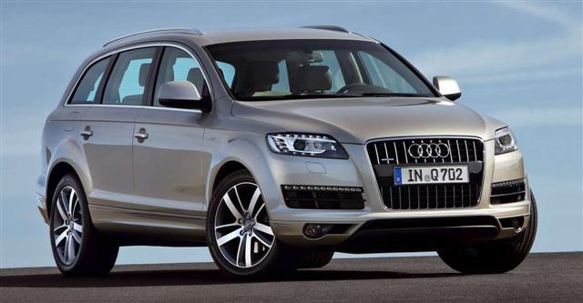 La segunda generación del Audi Q7 debutará en Detroit 1