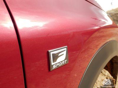Presentación: Lexus NX 300h