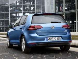 Llega a España el Volkswagen Golf 1.4 TGI 2