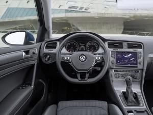 Llega a España el Volkswagen Golf 1.4 TGI 3