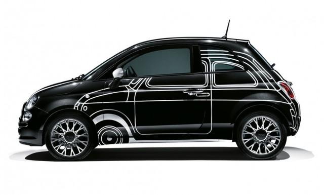 """Luce un Fiat 500 """"diferente"""" gracias a los 500 Couture 1"""