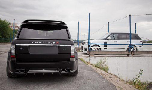 Range Rover Vogue por Lumma Design