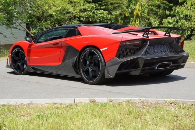 Mansory nos muestra su espectacular Lamborghini Aventador 2