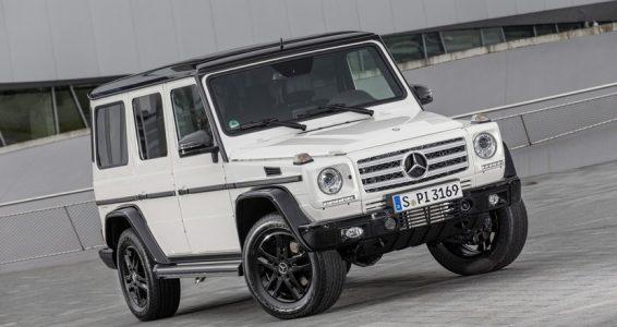 Mercedes Clase G 35 aniversario: El veterano todoterreno cumpleañero