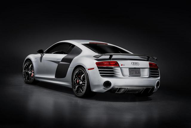 Oficial: Audi R8 Competition, con 570 caballos 2