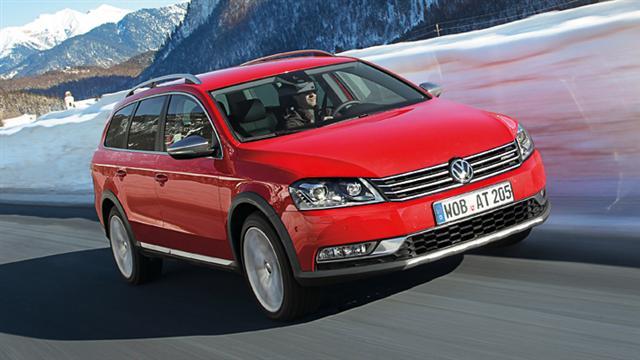 Oficial: el nuevo Volkswagen Passat Alltrack llegará en 2015 2