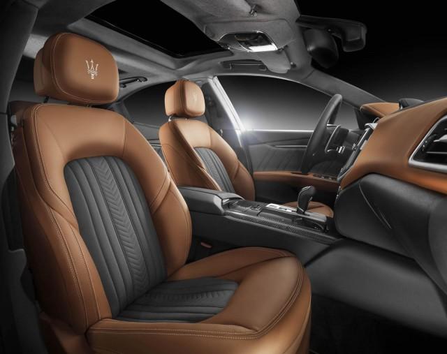 Oficial: Maserati Ghibli Ermenegildo Zegna Edition 2