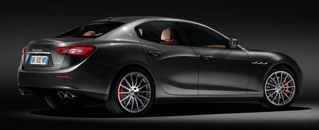 Oficial: Maserati Ghibli S Q4 Neiman Marcus Limited Edition 1