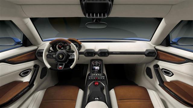 París 2014: Lamborghini Asterion LPI 910-4 2