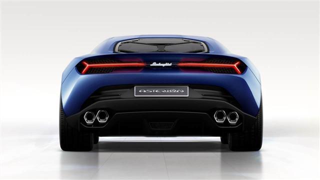 París 2014: Lamborghini Asterion LPI 910-4 3