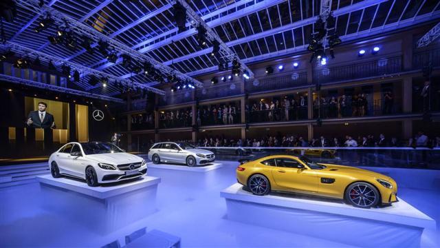 París 2014: Mercedes AMG GT, así ha sido el debut 1