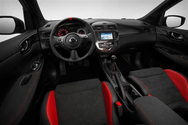 París 2014: Nissan Pulsar Nismo, anticipado como prototipo 3