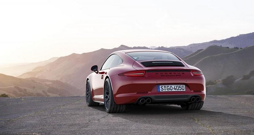 Porsche 911 Carrera GTS: Con 430 CV, para los clientes más exquisitos 2