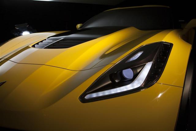 Primeras cifras del Corvette Z06 C8, 0 a 100 en 3 segundos 3