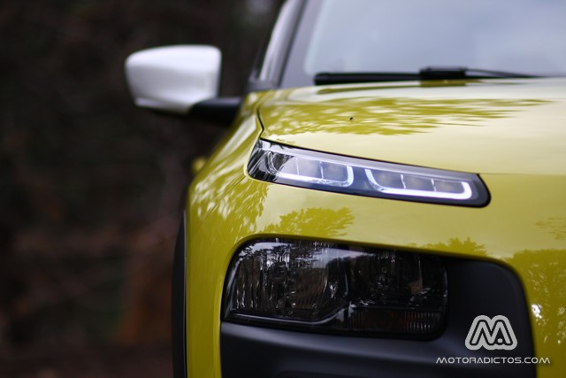 Prueba: Citroën C4 Cactus e-HDI 92 CV ETG6 (diseño, habitáculo, mecánica) 3