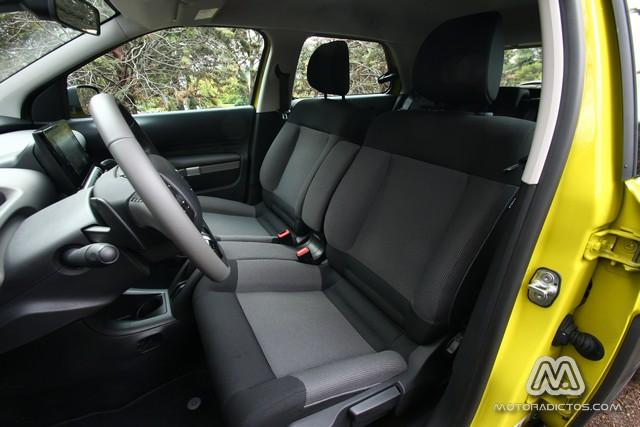 Prueba: Citroën C4 Cactus e-HDI 92 CV ETG6 (diseño, habitáculo, mecánica) 8