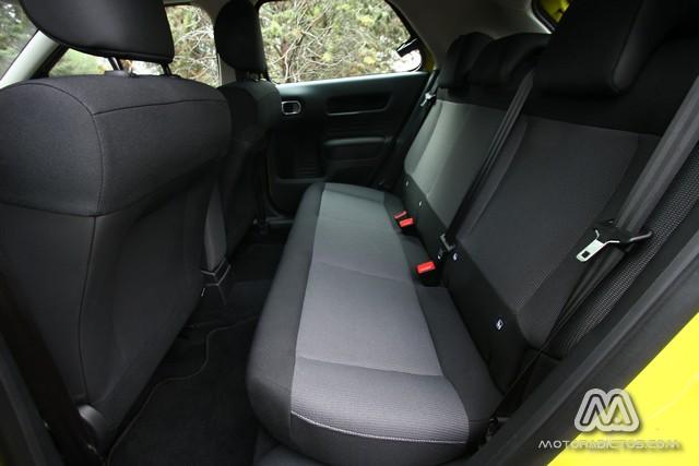 Prueba: Citroën C4 Cactus e-HDI 92 CV ETG6 (diseño, habitáculo, mecánica) 9