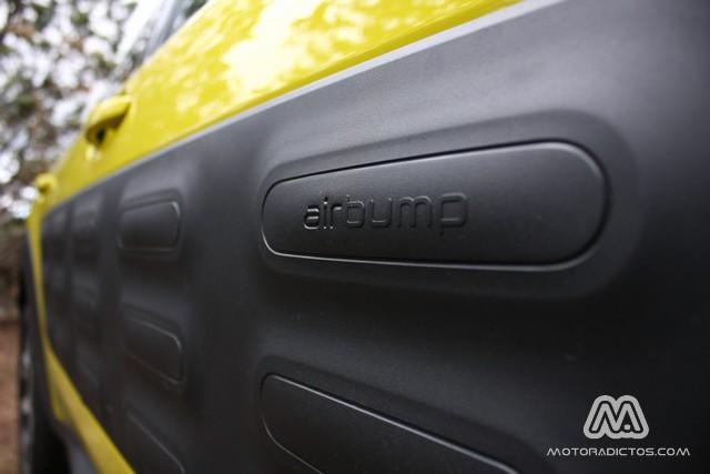 Prueba: Citroën C4 Cactus e-HDI 92 CV ETG6 (equipamiento, comportamiento, conclusión) 8