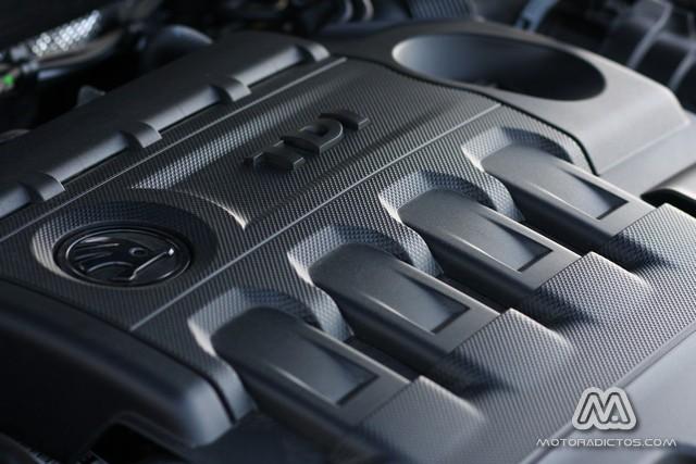 Prueba: Skoda Octavia RS TDI 184 CV (diseño, habitáculo, mecánica) 5