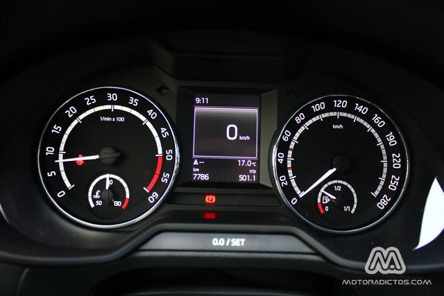 Prueba: Skoda Octavia RS TDI 184 CV (equipamiento, comportamiento, conclusión) 6