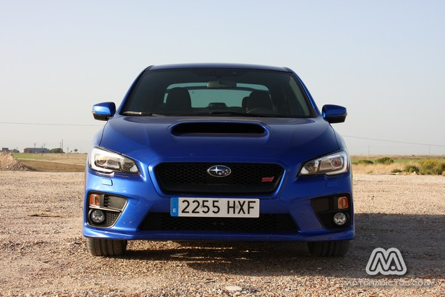 Prueba: Subaru WRX STI (diseño, habitáculo, mecánica) 1