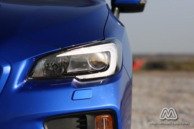 Prueba: Subaru WRX STI (diseño, habitáculo, mecánica) 4