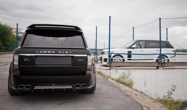 Range Rover Vogue por Lumma Design 1