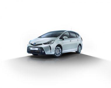 Toyota Prius+ 2015: Llega la actualización para el híbrido de siete plazas