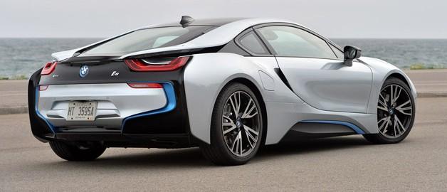 18 meses de espera para hacerte con un BMW i8 2