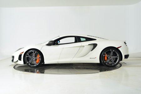 A la venta un McLaren 12C High Sport en Estados Unidos